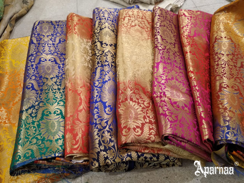 fabric fashion in India